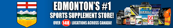Sports Supplement Store - Edmonton Manning, AB