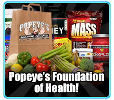 Popeye's Foundation of Health