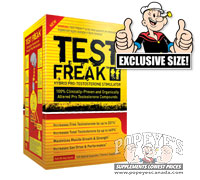 Pharma Freak Test Freak EXCLUSIVE SIZE