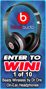 Beats Wireless Headphones Contest - Click HERE to Enter!
