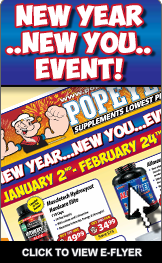 New Year - New You Event - On Now!