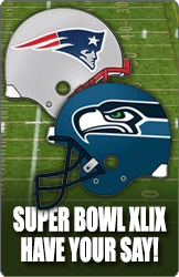 2015 SuperBowl - Have Your Say!