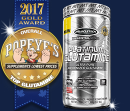 Gold: Top Glutamine Award