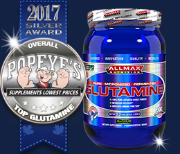 Silver: Top Glutamine Award