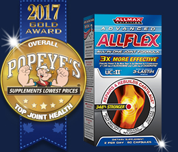 Gold: Top Joint Repair Award