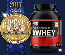 Gold: Protein - Blend Award