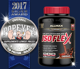 Silver: Protein - Isolate Award