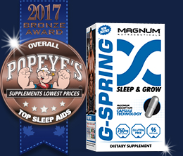 Bronze: Top Sleep Aid Award