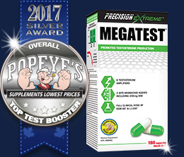 Silver: Top Testosterone Booster Award