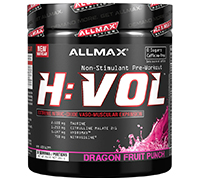 allmax-HVOL-285g-30-servings-dragon-fruit-punch