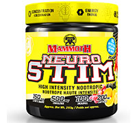 mammoth-neuro-stim-240g-60-servings-fruit-punch