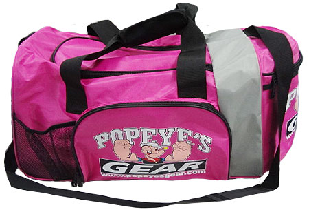 Popeye s Supplements Canada ~ Over 140 Locations Across Canada! - Popeye s  GEAR Gym Bag 75f11d89d7895